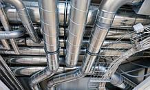 Монтаж систем Вентиляції повітря