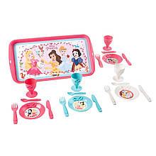 Набор обеденной посуды Дисней Принцесса, Smoby