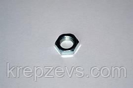 Гайка М22 DIN 936 оцинкована
