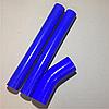 Комплект патрубков радиатора МАЗ-500 3шт. 500-1303025 силикон