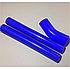 Комплект патрубков радиатора МАЗ-500 3шт. 500-1303025 силикон, фото 2
