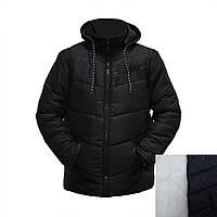 Зимние мужские куртки на овчине фабричный пошив пр-во Украина  E1832H