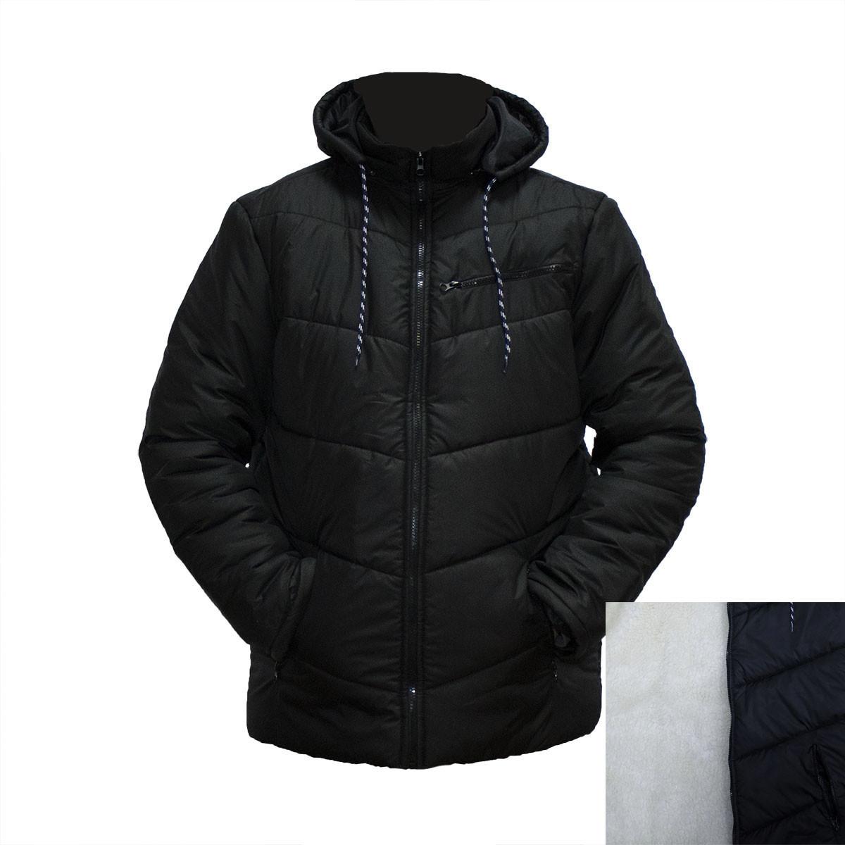 6f03374baac55 Зимние мужские куртки на овчине фабричный пошив пр-во Украина E1832H -  Оптово-розничный
