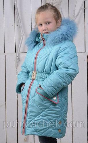 Детское зимнее пальто для девочки интернет магазин