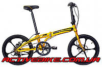 """Велосипед складной CROSSRIDE City Folding AL 20"""", фото 1"""