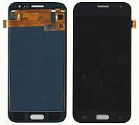 Дисплей + сенсор Samsung J200 J2 Чорний LCD TFT