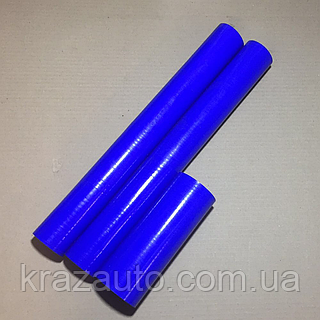 Комплект патрубков радиатора МАЗ (3 шт.) силикон