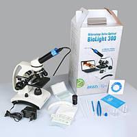 Микроскоп BioLight 300 с камерой DLT-Cam Basik 2 МП