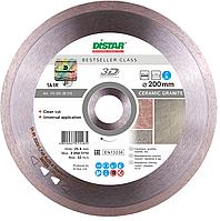 Алмазный отрезной диск Distar Ceramic Granite 180x25.4 (11320138014)