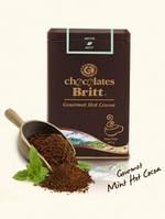 Какао натуральный (тертые какао бобы)
