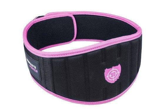 Пояс для тяжелой атлетики Power System Woman's Power PS-3210 Pink