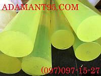 Полиуретан, стержни, диаметр 30-200 мм, длина 500-1000 мм.