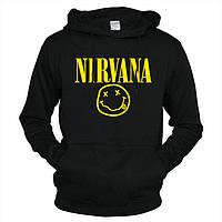 Nirvana 01 Толстовка с капюшоном мужская