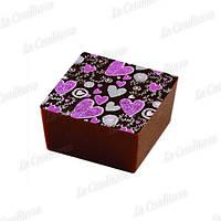 Переводные листы (трансферы) для шоколада PAVONI SD83 (10 шт.)