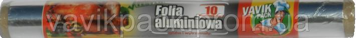 """Фольга для запекания  """"Vavik Pack""""  0.28 см*10 м (4)"""