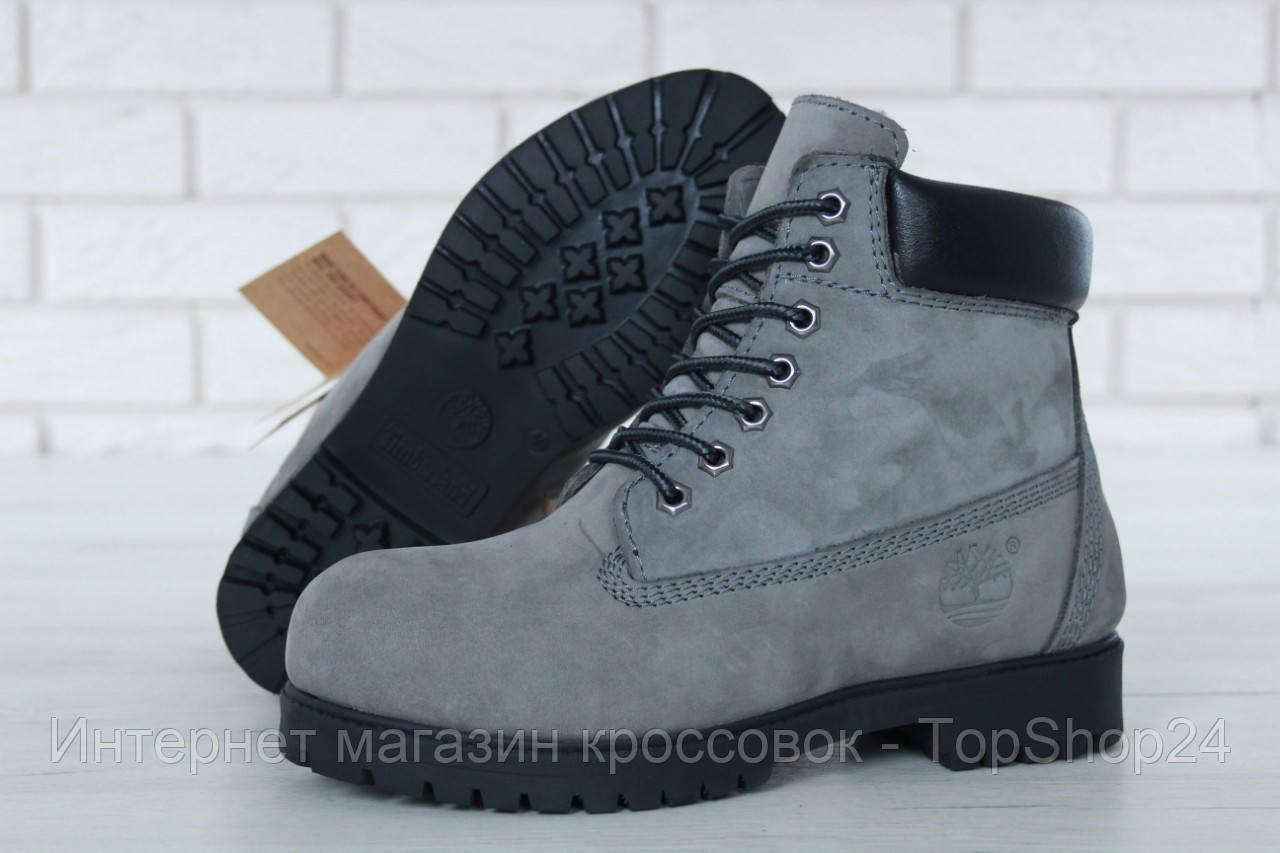 ... Зимние ботинки на меху Timberland Classic Premium