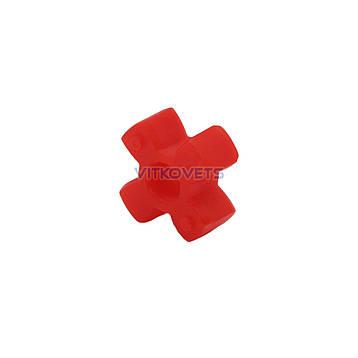 Эластическая 4-х зубчатая звездочка GS12 для кулачковой муфты, фото 2