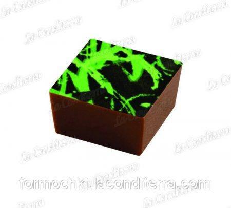 Трансферы для шоколада PAVONI SD96 (5 шт.)