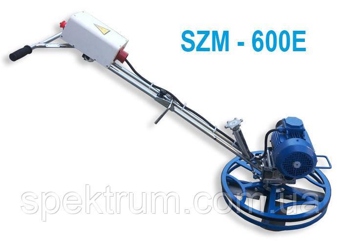 Затирочные машины вертолет SZM-600 EL электрические