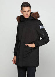 Мужские пуховики и зимние куртки