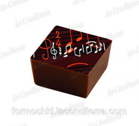 Трансферы для шоколада PAVONI SD103(5 шт.)