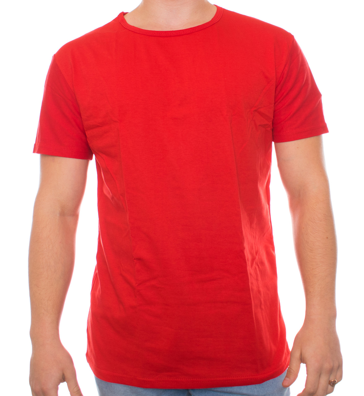 Атлет чоловіча футболка 000122