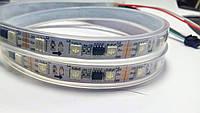 Светодиодная пиксельная лента SMD5050 ws2811, 14.4 W, 60LED/m 12V