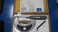 Микрометр МК 50-75 мм (0,01 мм) Германия
