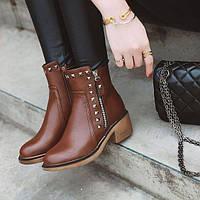 Брутальный шик: демисезонные ботинки - лучшая обувь на Еврозиму