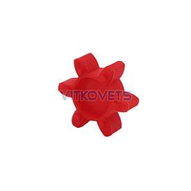 Эластическая 6-ти зубчатая звездочка GS19 для кулачковой муфты