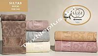 Махровые полотенца Luzz Sultan 50*90см Турция