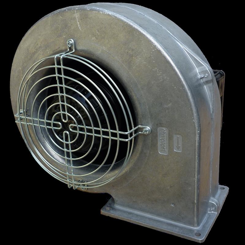 Нагнітальний вентилятор MplusM WPA 145 (EBM)