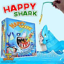 Обхитри акулу, Акуло мания - настольная игра рыбалка. Акулья охота. Happy Shark, фото 2