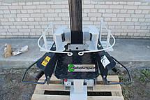 Дровокол вертикальный электрический 8 ТОН , фото 2