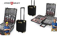 Набор инструментов Swiss Black Edition 396