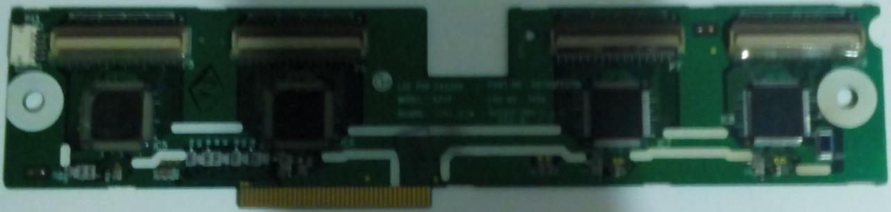Buffer Board 6870QFE011A к телевизору LG PDP42V6000