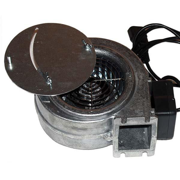 Нагнетательный вентилятор MplusM WPA 120 (S&P с диафрагмой и заслонкой)