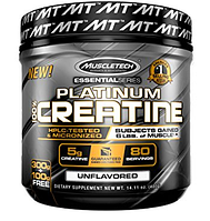 Креатин, Muscletech, Platinum Creatine, 400 garm