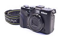 Б/у фотоаппарат Nikon Сoolpix P7100 10mp 7x zoom, фото 1