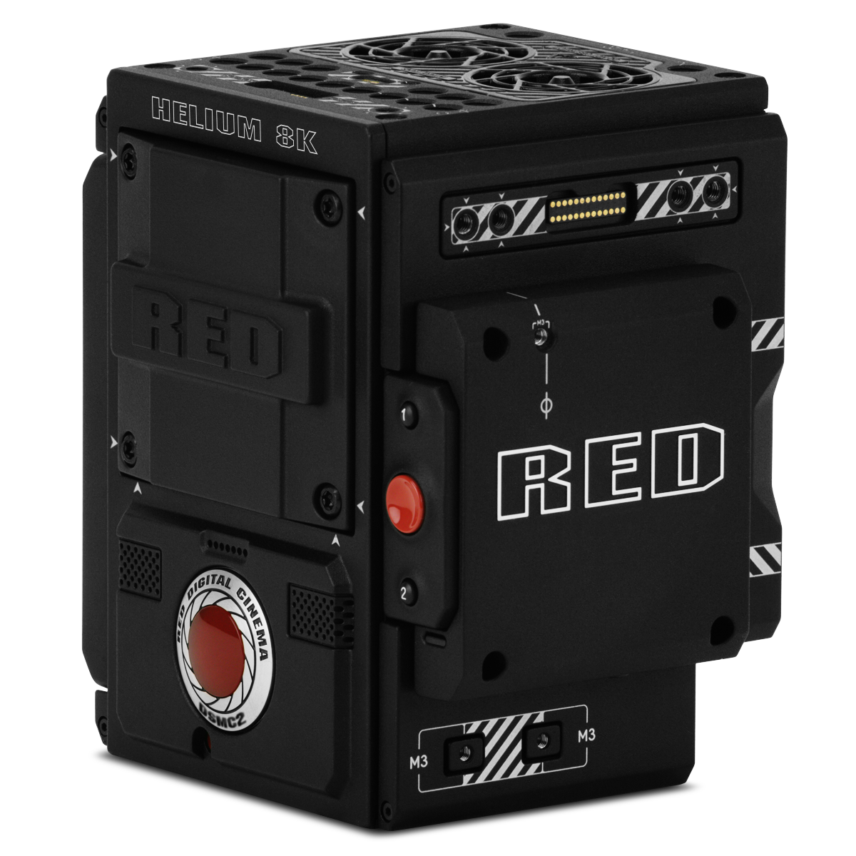 Видеокамера RED DSMC2 BRAIN HELIUM 8K S35 MONOCHROME (710-0307)