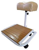 Складная подставка для педикюра с местом под ванночку, фото 1