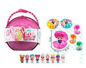 Кукла L.O.L. Pearl Surprise Кукла ЛОЛ. Морской сезон
