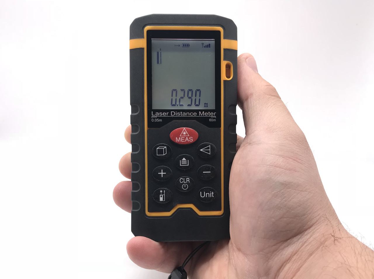 Walcom HT-100 Лазерний далекомір/рулетка (100 метрів)