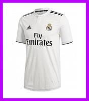 Футбольная  форма Реал Мадрид (домашняя) 2018-2019