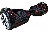 """Гироборд Гироскутер Smart Balance Wheel 6,5"""" с Самобалансом, Красная молния"""