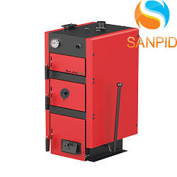 Твердотопливный котел Red Line Plus 20кВт