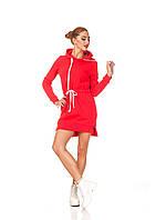 Женское платье толстовка. П132, фото 1