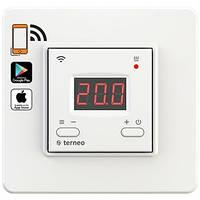 Terneo AX белый (Украина) - терморегулятор Wi-Fi