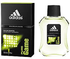 Вода туалетная Adidas 100 мл Pure Game
