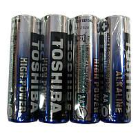 Батарейка      LR6   Toshiba  trey (по 4шт)